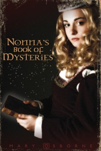 Nonna's Book of Mysteries, book one of the alchemy series by Mary A. Osborne