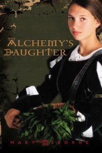 Alchemy's Daughter, book two of the alchemy series by Mary. A Osborne