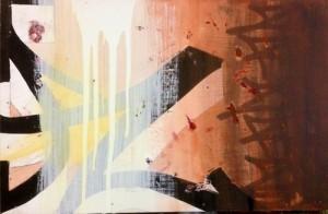 "Work by ""ZORE"" Mario Gonzalez Jr."