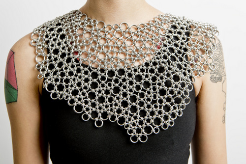 Chainmaille by Sky Cubacub
